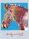 Andy Warhol Zebra