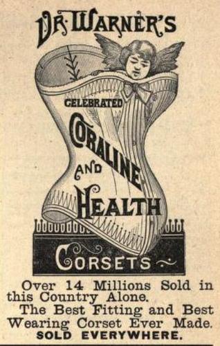 Anuncio de Corset (Vintage)