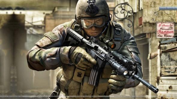 Socom-Confrontation-Soldier-Holding-A-Gun