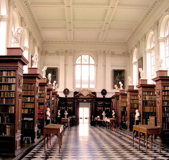 The Old Library