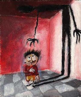 Fobia a la sombra
