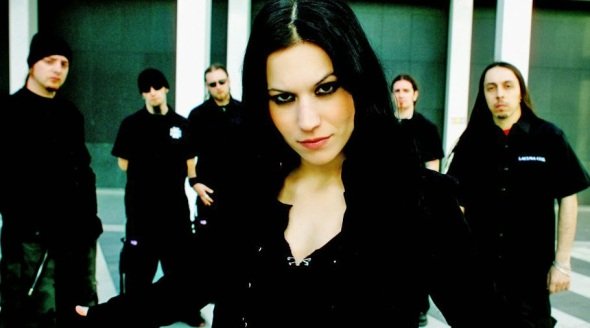 lacunaCoil band