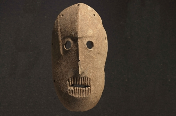 Oldest Mask 8