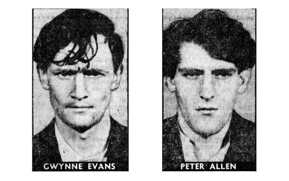 Evans & Allen