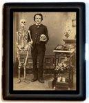 Poe skull and bones