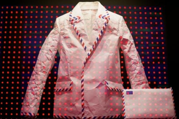 Paper Jacket Bjork