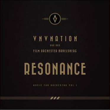 Resonance Cover Black