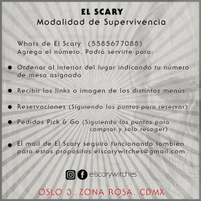 El Scary Banner WhatsApp